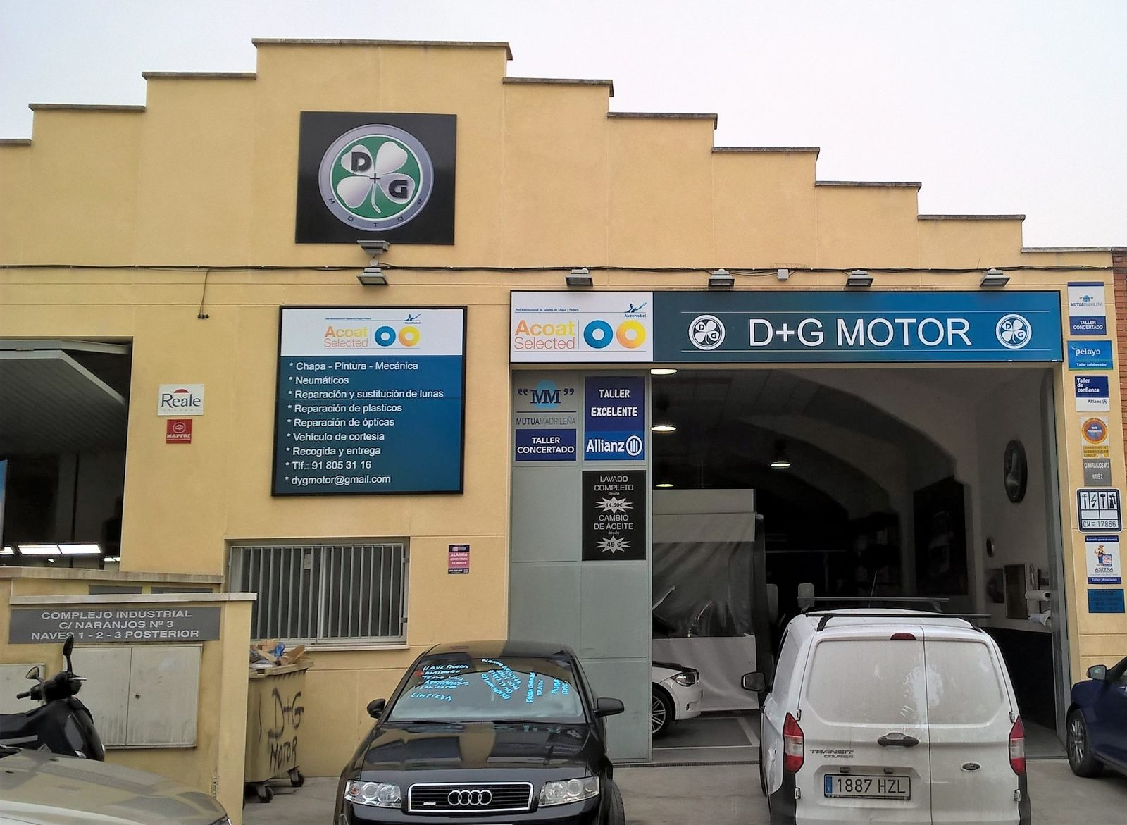 d g motor